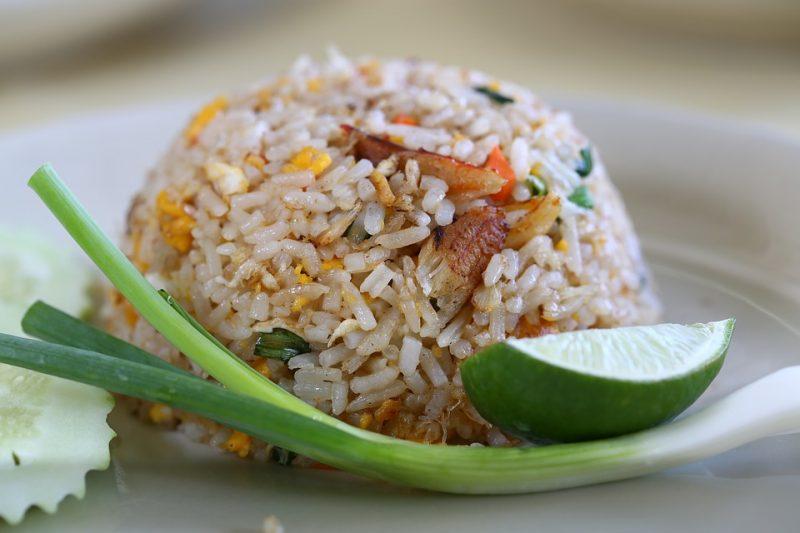 vaporiere per riso ricette